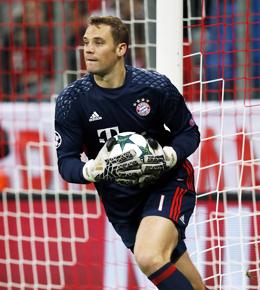 Hat nicht nur gute Erinnerungen an den FC Augsburg: Bayern Münchens Torhüter Manuel Neuer.