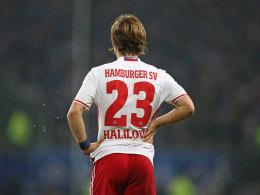 Gestrichen! HSV ohne Halilovic nach Halle