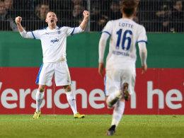 Frankfurt im Elferglück - Drama für Leverkusen