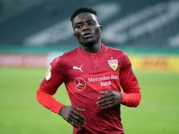 VfB-Debüt: Sarpeis Geduld wird belohnt