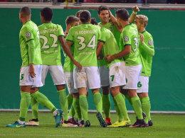 Kölner Happy End - BVB jubelt im Elfmeterschießen