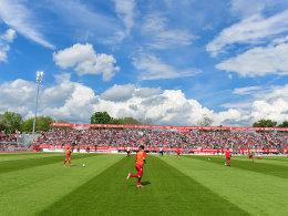 DFB bleibt hart: Würzburg muss umziehen