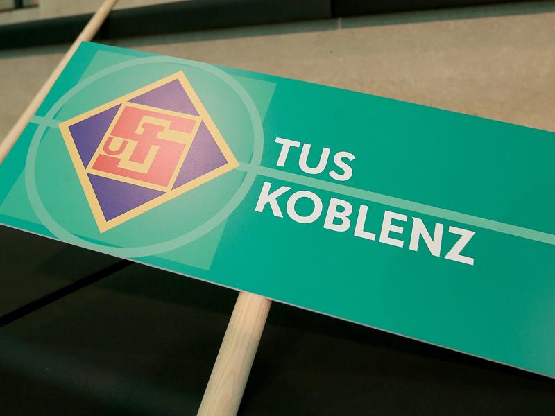 TuS Koblenz muss nach Zwickau ausweichen