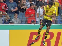 Köln wie Bayern - Dreierpack Aubameyang
