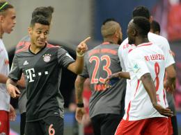 Auslosung der 2. Runde: Leipzig trifft auf Bayern!