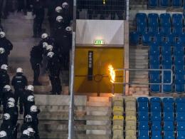 Polizei erhebt Vorwürfe gegen Hansa-Rostock-Offizielle