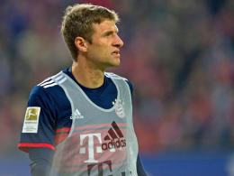 Müller: Zwangspause von bis zu sechs Wochen