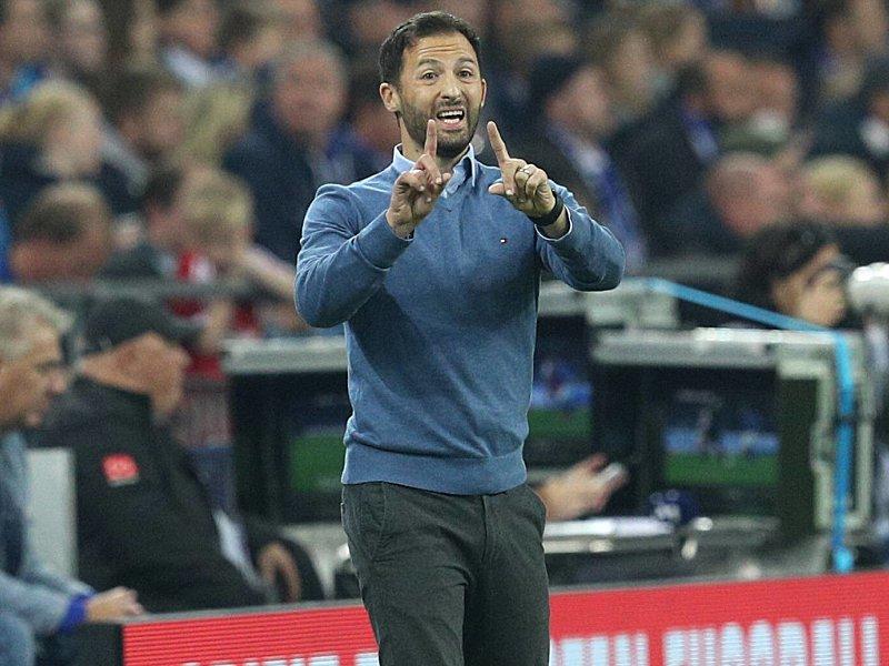 SV Wehen Wiesbaden - FC Schalke 04 1:3 (0:2)