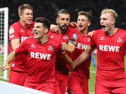 Das Glück ist zurück: Köln kann wieder gewinnen