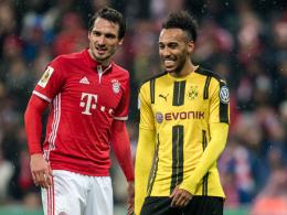 Achtelfinale ausgelost: Bayern empfängt den BVB!