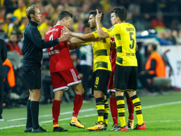Stegemann pfeift Bayern gegen BVB