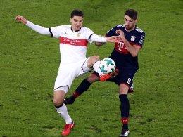 Stürmer gesucht! VfB in Not