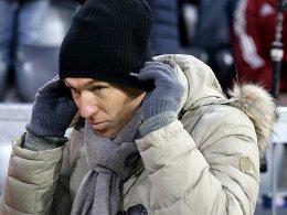 Robben muss gegen Dortmund passen