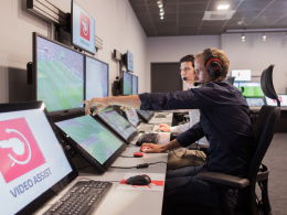 Videobeweis-Sonderfall bei Paderborn gegen Bayern