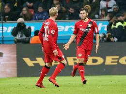 Volland und Brandt vor Startelf-Comeback