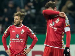 Mainz: Die Konsequenzen der Pokalpleite