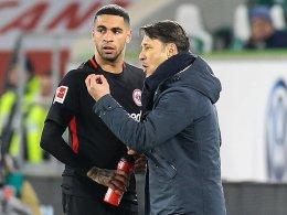 Kovac optimistisch: Hoffnung auf Mascarell-Comeback