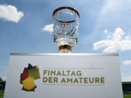 Finaltag der Amateure: Hansa Rostock ist dabei