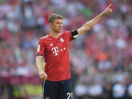Magen-Darm-Infekt: Müller fehlt im Training