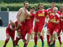 Diese Teams sind im DFB-Pokal 18/19 dabei