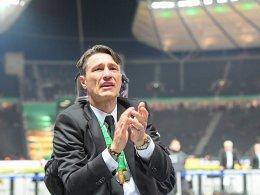 Tränen und Titel zum Abschied: Kovac geht als Großer