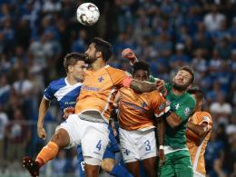 Bilder: Schalke dankt Pechvogel - Orangene Lilien
