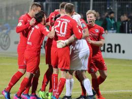 Bielefelds Elfmeterspezialisten schlagen erneut zu