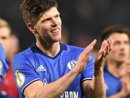 Warmer Applaus für Huntelaar
