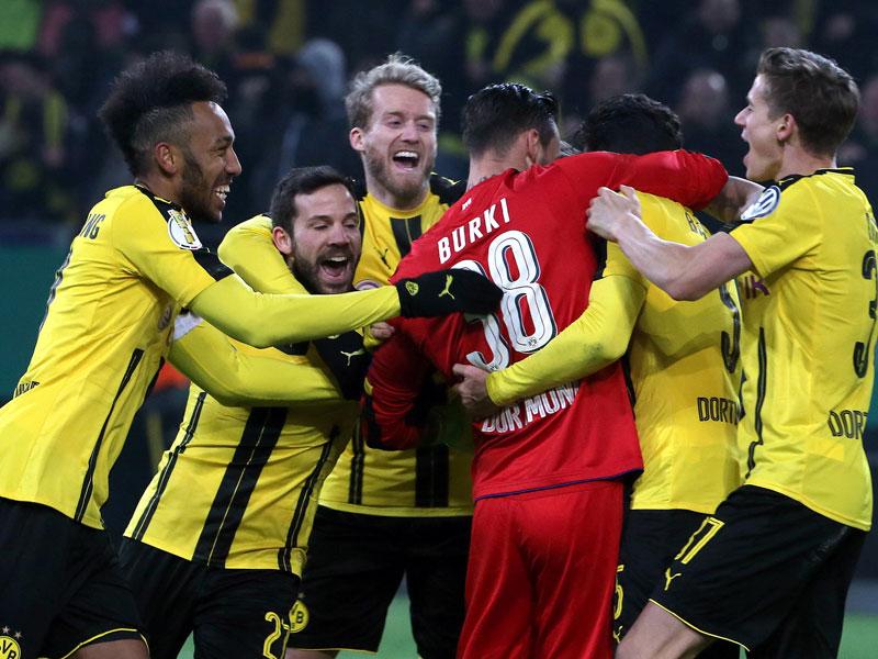 BVB ohne Götze im Pokal gegen Hertha