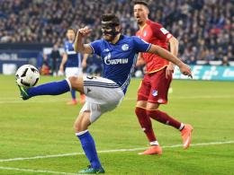Schalke fürchtet Kolasinacs Ausfall
