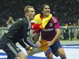 Läuft es wie 2011, holt Schalke wieder den Pott