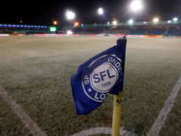Lotte gegen BVB auf den 14. März verlegt