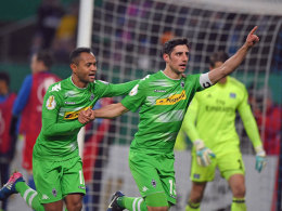 Halbfinale! Gladbach und Bayern ziehen nach