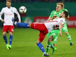 LIVE! Sommer großartig gegen Wood - Müller liegt quer