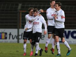 Lüneburger SK löst Ticket für den DFB-Pokal