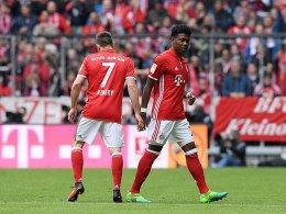 Knieverletzung: Bayern bangt vor Halbfinale um Alaba