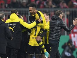 Dortmund ringt Bayern mit 3:2 nieder