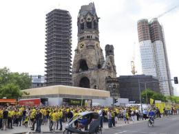 Obama, Kirchentag, Finale: Berlin ist schon überbucht
