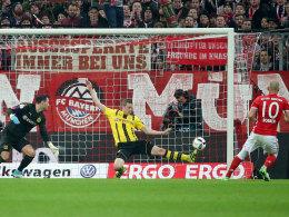 Bayern zerbricht an