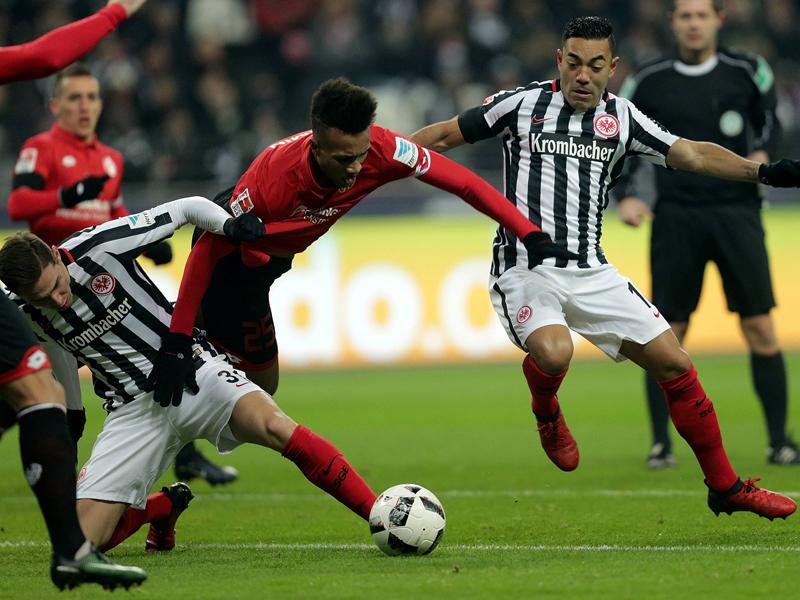 Mainz 05 Gegen Eintracht Frankfurt
