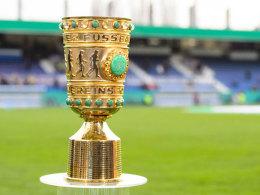 Diese Teams stehen im DFB-Pokal 2017/18