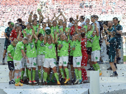 Wolfsburg macht das Double perfekt