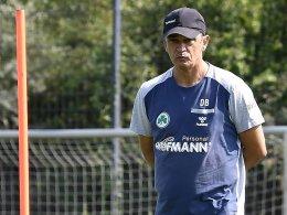 Fürth-Coach Buric fehlt gegen BVB
