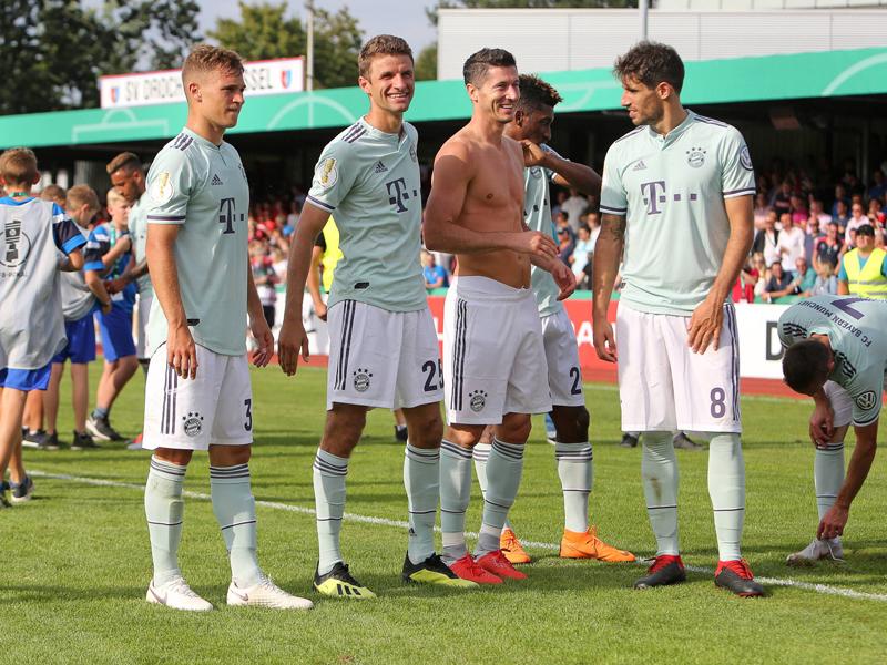 Sportkoordinator: ARD verteidigt Übertragung des Bayern-Spiels