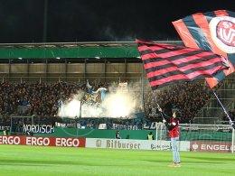 HSV-Spiel stand kurz vor dem Abbruch