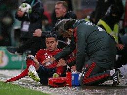 Außenband und Kapsel gerissen: Thiago fehlt dem FCB