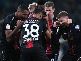 Gladbacher Debakel gegen Bayer - RB, BVB und S04 weiter