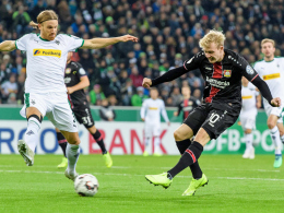 Brandt befeuert den Bayer-Express