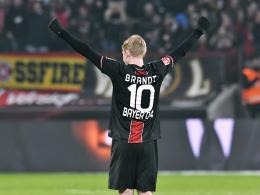 Bayern-Fluch? Warum Brandt nicht daran glaubt