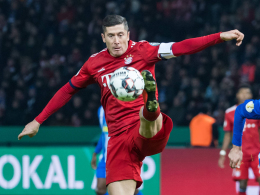 Lewandowski kontert Hamanns